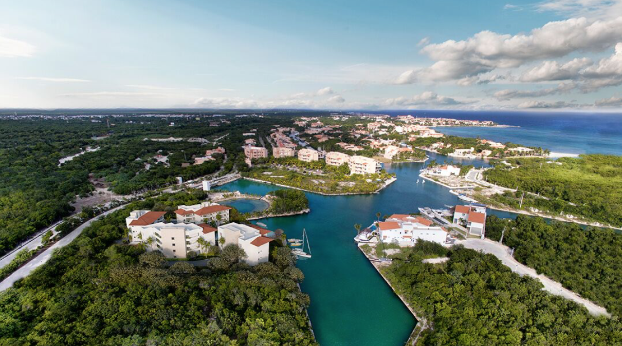 Bliss Condos in the canal – Puerto Aventuras